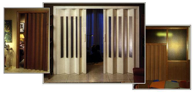 Puertas plegables fustes gri s l for Puerta de acordeon castorama